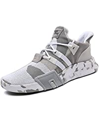 Men's Lightweight Sneaker Breathable Sport Shoes Walking Running Casual Athletic Shoes