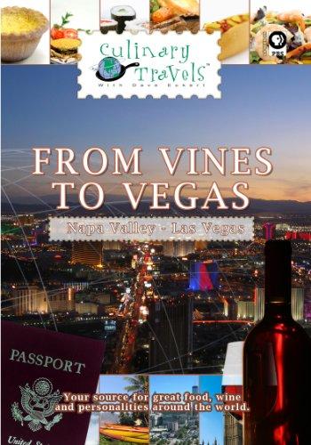 Culinary Travels From Vines to Vegas Napa Valley-Chimney Rock/Las Vegas-Jean Louis Palladin Dinner