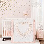 Lambs & Ivy® Sweetheart 3-Piece Crib Bedding Set