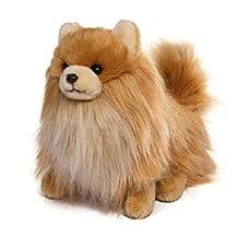 Gund Itty Bitty Boo Buddy Dog Polyester Stuffed Animal Plush Toy