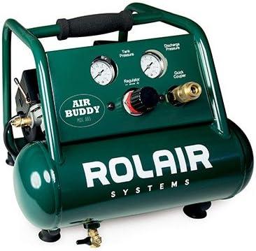 Rolair AB5 Air Buddy 1 2HP Compressor