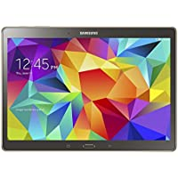 Samsung Galaxy Tab S 10.5 16gb SSD Wifi Titanium Bronze (Certified Refurbished)