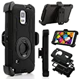 Best Case Galaxy Note 4s - Samsung Galaxy Note 4 Case, Jwest Full-body Protective Review