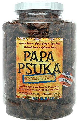 Papa Psuka -- Baked Chunky Dried Meat 32oz