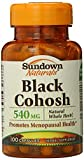 Sundown Naturals Black Cohosh 540 Mg Whole Herb Capsules, 100 Count Review