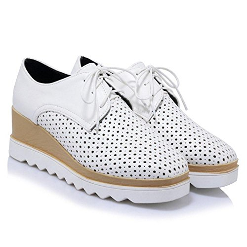 Top Women Low COOLCEPT Shoes White ZxYvwqg