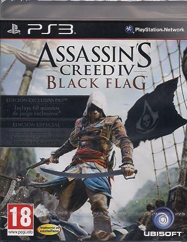 ASSASSIN,S CREED IV BLACK FLAG EDICION ESPECIAL: Amazon.es ...