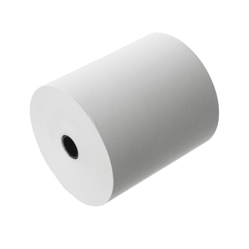 10 Thermorollen 80//80//12 Kassenrollen Thermo Beleg Thermopapier Bonrollen Rollen f/ür Epson 80mm 80m XXL sehr lang