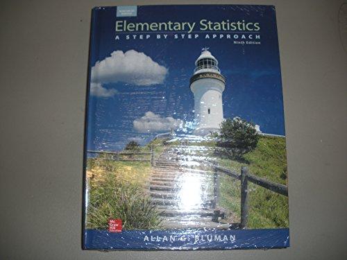 Bluman, Elementary Statistics: A Step by Step Approach,