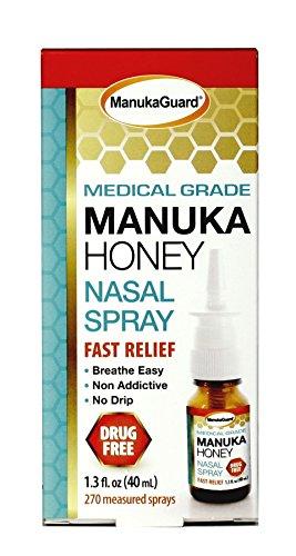 Manuka Honey Nasal Spray