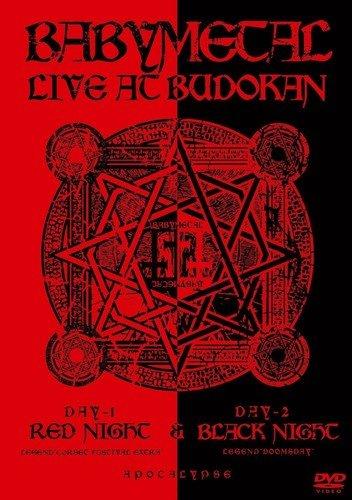 Babymetal: Live at Budokan: Red Night & Black Night Apocalyps