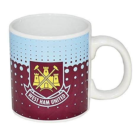 West Ham United FC taza (tamaño grande)