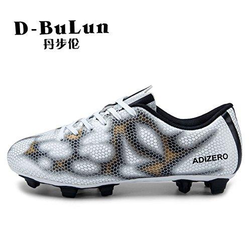 XING Lin Fußball Schuhe Fußball Schuhe Neu Fußball Schuhe Spike Rasen Fußball Schuhe White Ash