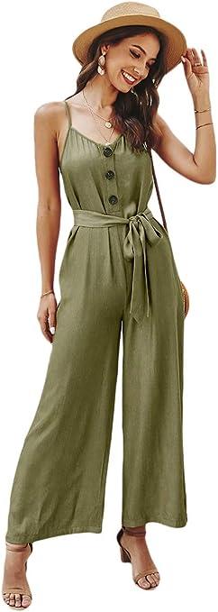 MOUTEN Womens Denim Hollow Out Deep V-Neck Short Sleeve Short Jumpsuit Romper