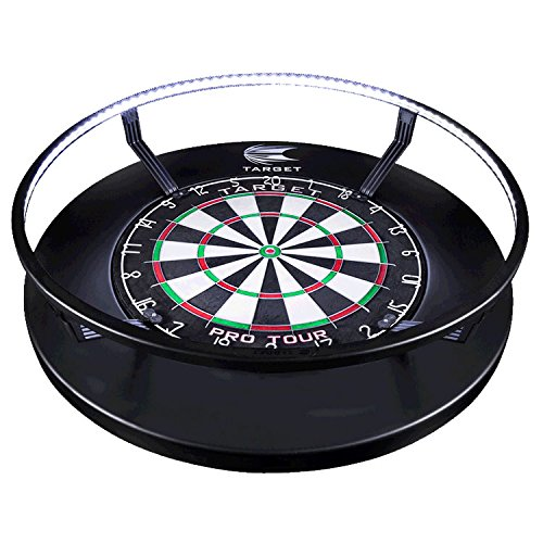 Target CORONA VISION LIGHT ターゲット コロナ ヴィジョン ダーツボード用ライトニングシステム ボード別売り WDF公認の商品画像