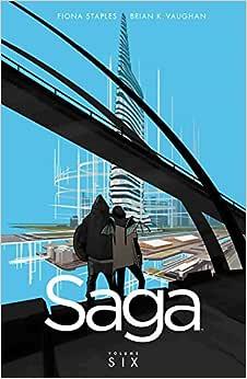 Saga Volume 6 - Livros na Amazon Brasil- 9781632157119