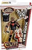 WWE Collector Elite The Rock Figure - Series 16