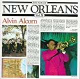 Sounds of New Orleans 5 by Alvin Alcorn