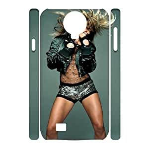Britney Spears Unique Design 3D Phone Case for SamSung Galaxy S4 I9500 at DLLPhoneCase ( DLL484975 )