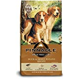 Pinnacle Grain Free Duck & Sweet Potato Recipe Dry Dog Food (4 LB)