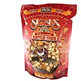 8 oz all in one popcorn - All Natural Kettle Corn - Handmade Sweet & Salty Premium Popcorn with Resealable Bag (8oz 1 Bag)