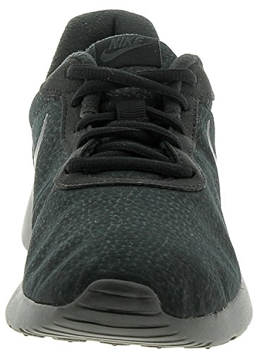 Nike Herren Tanjun Premium Schwarz Leder/Synthetik Sneaker 41