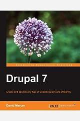 Drupal 7 by David Mercer (2010-09-07) Paperback