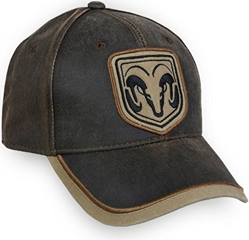 Ram Weathered Cotton Cap from Dodge
