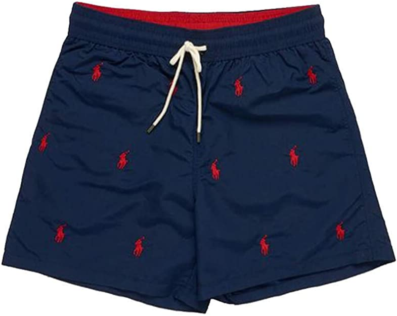 BAÑADOR Polo RALPH LAUREN Navy Traveler: Amazon.es: Zapatos y ...