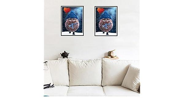 Logobeing Gato Animal Diy 5D Diamante Bordado Pintura Punto ...