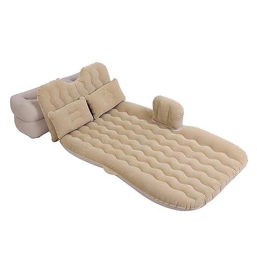 EBTOOLS - Colchón hinchable de coche, cama hinchable con 2 ...