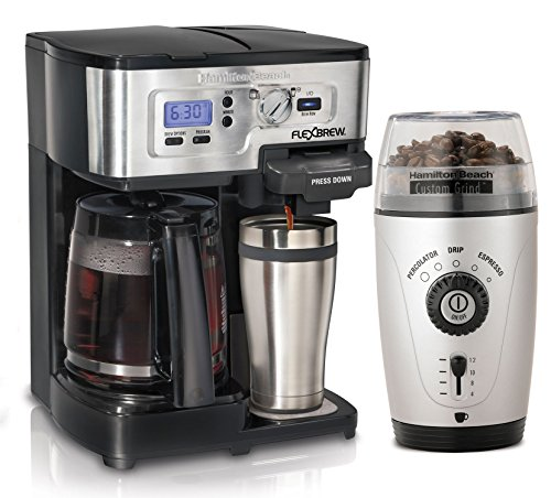 Hamilton Beach FlexBrew CoffeeMaker Automatic