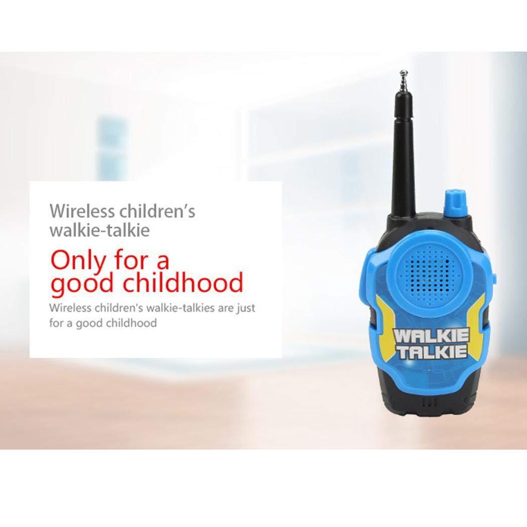 Rtiopo Remote Wireless Calling Children Walkie-Talkie Parent-Child Interactive Toys Walkie Talkies by Rtiopo (Image #6)
