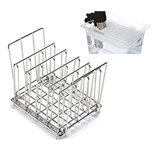 Stainless Steel Sous Vide Rack Adjustable
