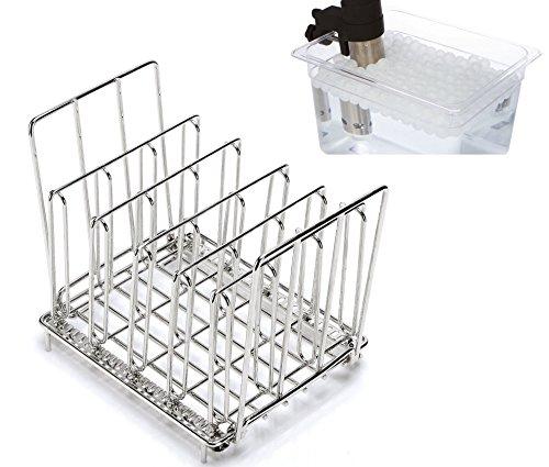 Stainless Steel Sous Vide Rack Adjustable
