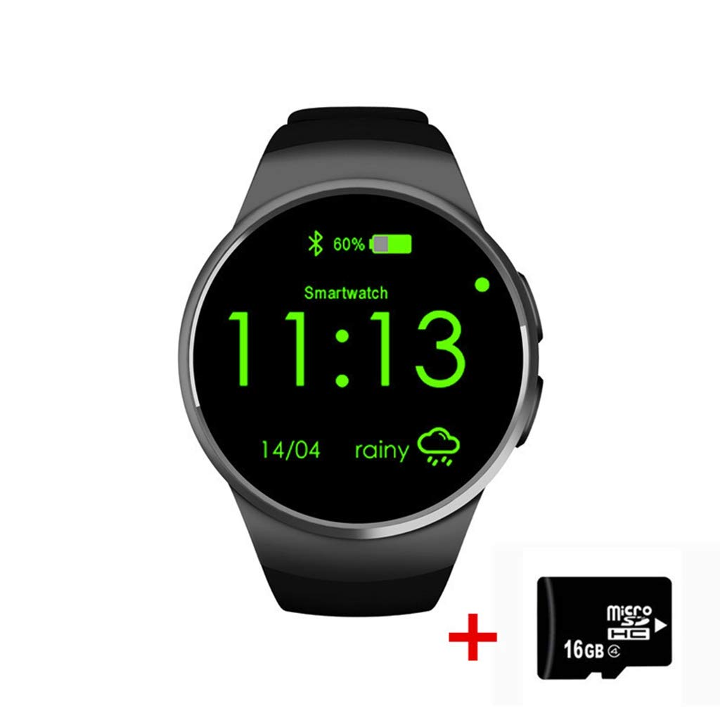 HHJEKLL Pulsera Inteligente 2019 Nueva Pareja Smart Watch Heart ...