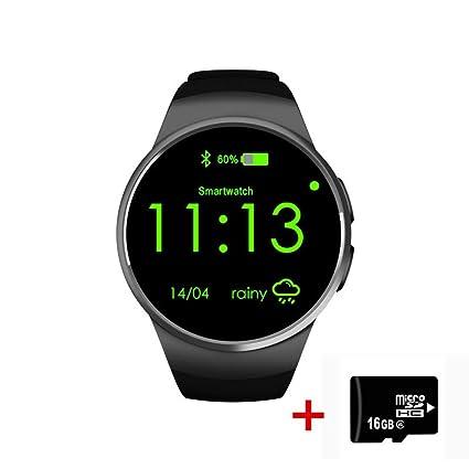 HHJEKLL Pulsera Inteligente 2019 Nueva Pareja Smart Watch ...