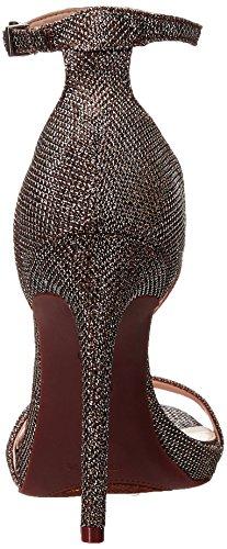Jessica Simpson Womens Rayli Dress Pump Multi Bronze