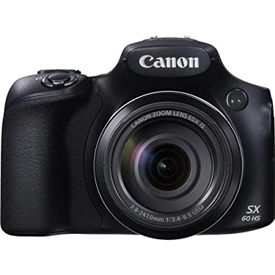 Canon PowerShot SX60 Digital Camera by Canon
