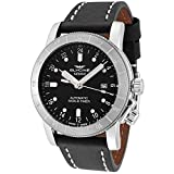 Glycine Men's 3947.191-66.LB9B Airman 44 Automatic Purist 44mm -...