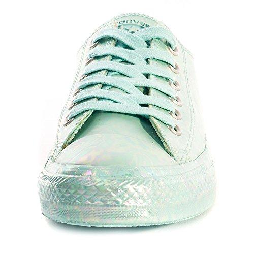 Bleu Chuck Taylor Damen Clair Ox Femme Converse All Chaussures Sneaker Star AzFqqxp