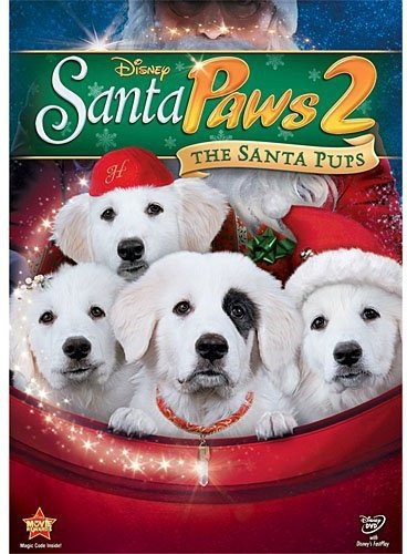 Santa Paws 2: The Santa Pups (Santa Paws)