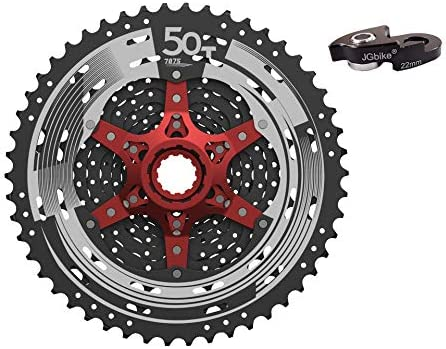 Sporting Goods Cycling Sunrace Csmz90 11-50t 12 Speed Wide Ratio Mountain Bike Mtb Cassette Silver New Reliable Performance