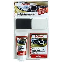 Sonax (405941-745) Headlight Restoration Kit