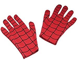 Spider-Man Gloves from Disguise