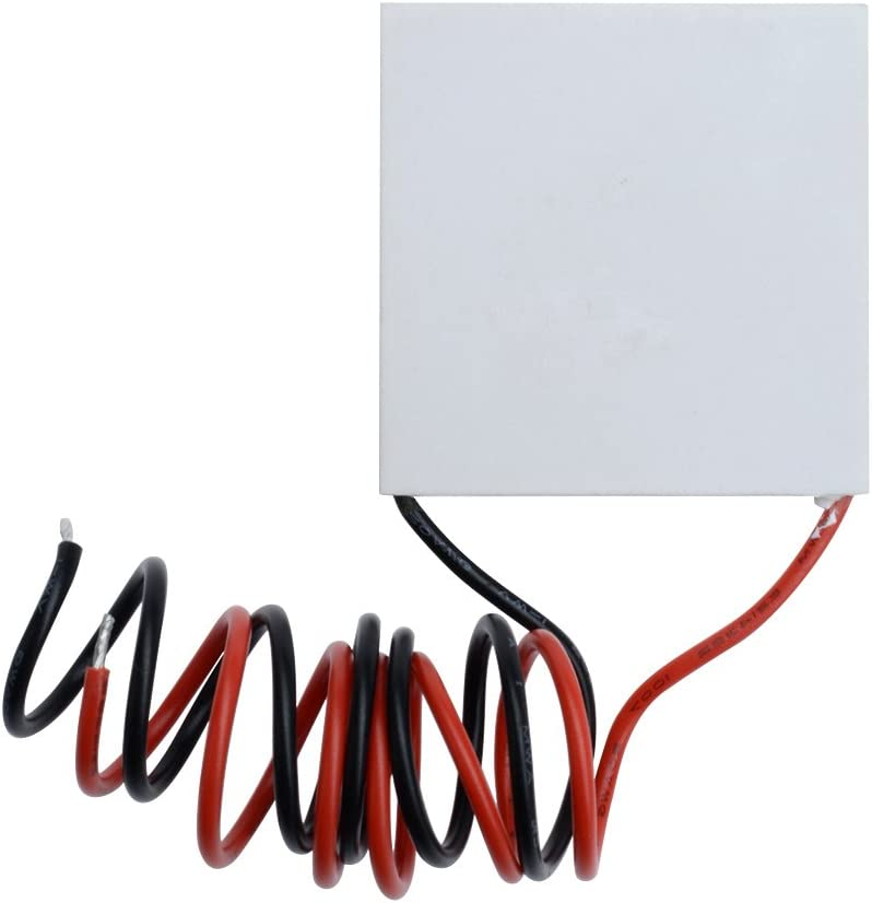 2PCS TEC1 TEC SP1848-27145 Thermoelectric Heatsink Cooler Peltier Plate Module