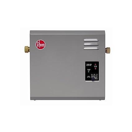 Rheem RTE 27 Electric Tankless Water Heater 5 GPM Amazoncom