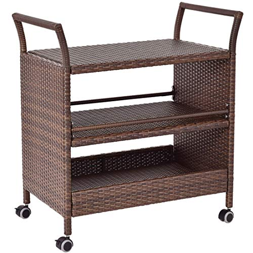 Top Serving Carts