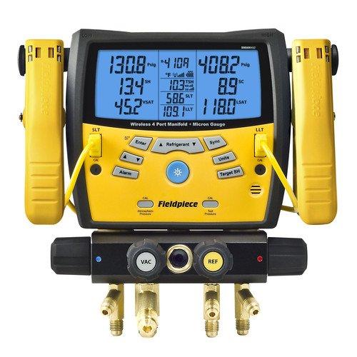 fieldpiece digital manifold - 8