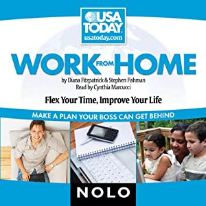 Work from Home Audiobook